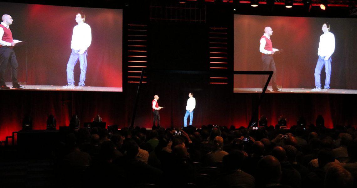 Q & A 1 Microsoft Techdays Boston Kista mässan